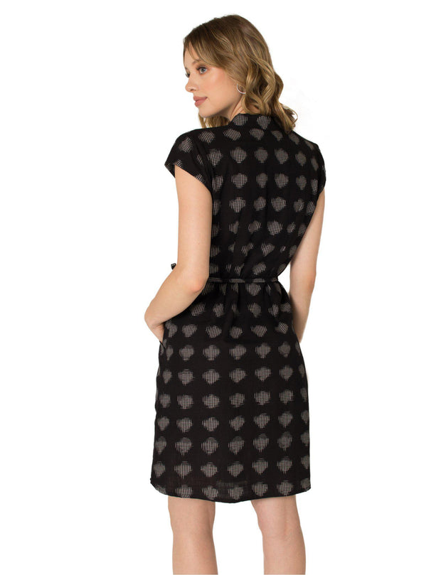 Zoey Button Dress