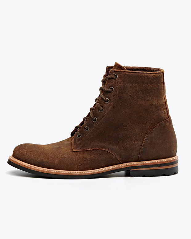 Andres All Weather Boot Waxed Brown