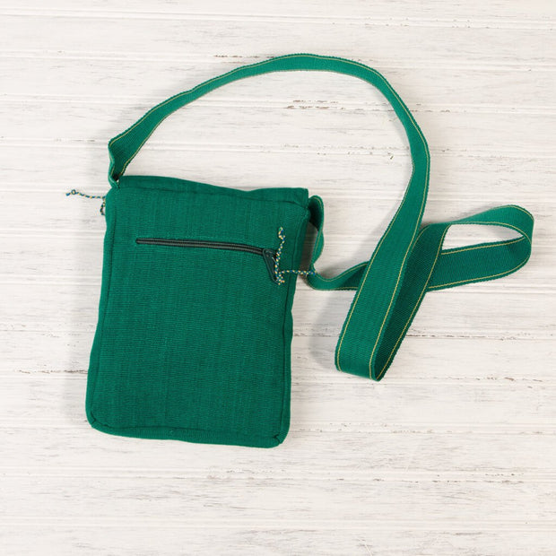 Backstrap Basics Hipster | Emerald Green