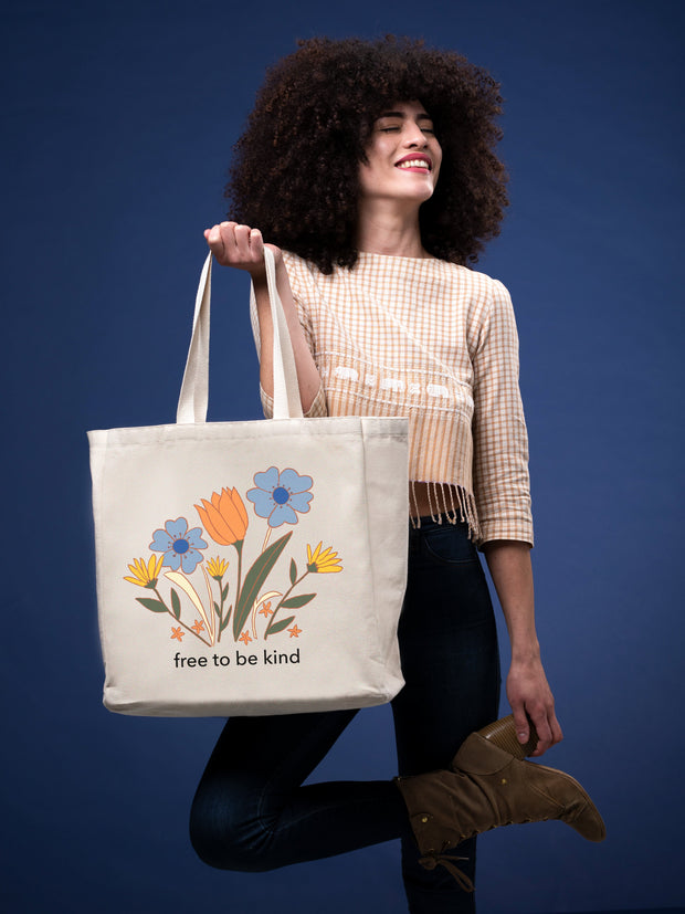 Free to Be Kind | Tote