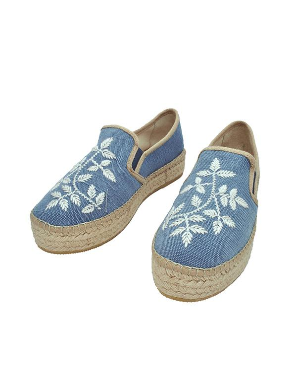 Espadrilles Traditional Embroidery