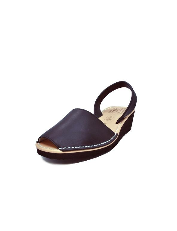 Menorquina Black Night Heel