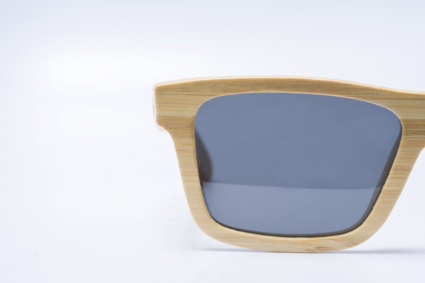 Kennedy Bamboo Sunglasses