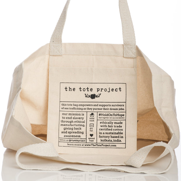 Free to Inspire | Tote
