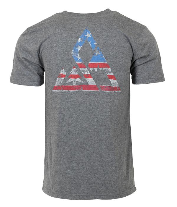 Men's/Unisex Home of the Brave T-shirt