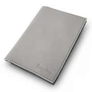The Pearson Upcycled Leather Passport Holder