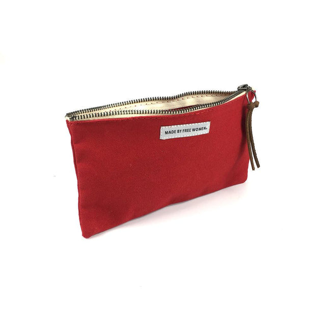POUCH RED