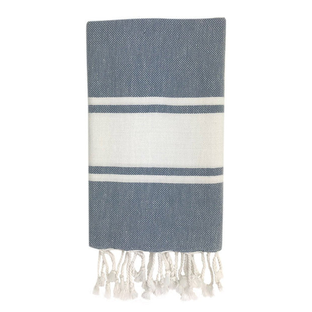 Essential Stripe Turkish Hand Towel