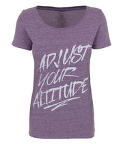 Women's Adjust Your Altitude T-shirt
