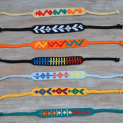 Hand embroidered Wristbands