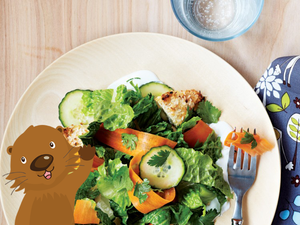 3 Tips for Kid-Friendly Salads