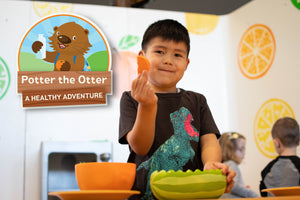 Potter the Otter: A Healthy Adventure Opens February 15, 2020