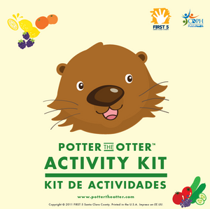 Potter the Otter Activity Kit