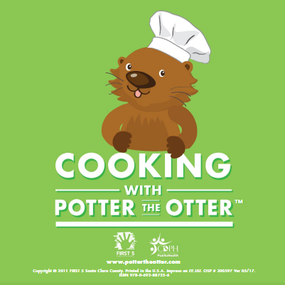 Cooking with Potter the Otter