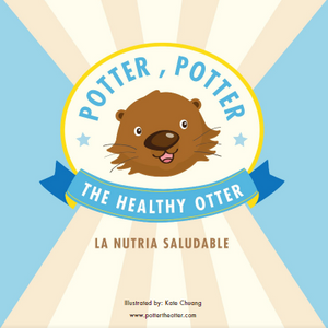 Potter, Potter the Healthy Otter