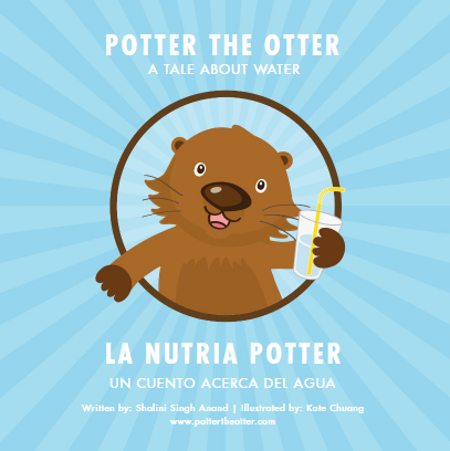 Potter the Otter: A Tale About Water