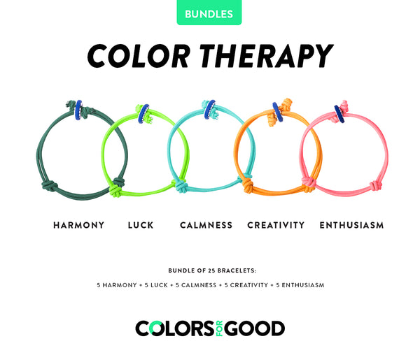 COLOR THERAPY - COLOR PACK (ships November 1st)