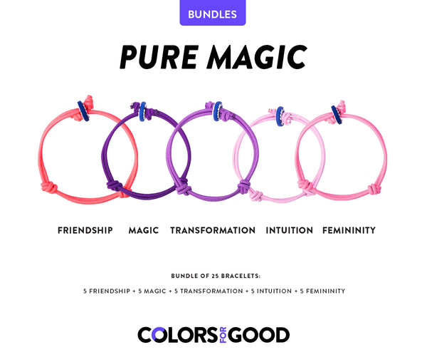 PURE MAGIC  - COLOR PACK (ships November 1st)