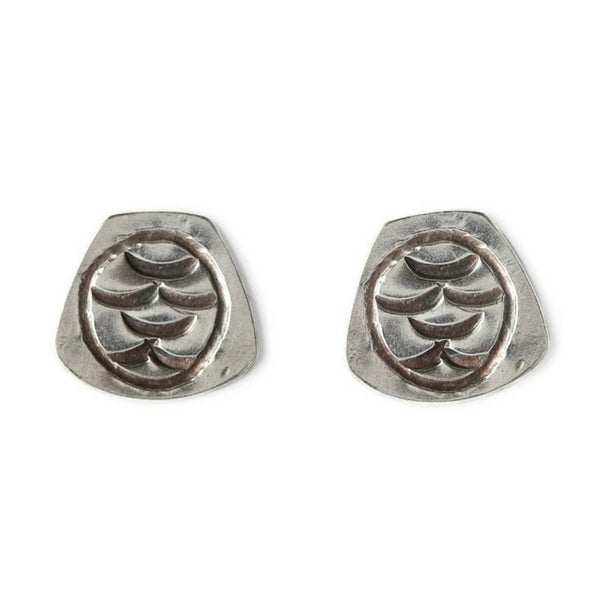 Fionn Sterling Silver Stud Earrings