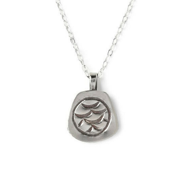 Fionn Sterling Silver Pendant Necklace