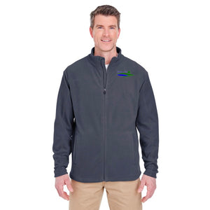 Mens Quarter-Zip Microfleece