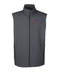 Mens Two Layer Soft Shell Vest