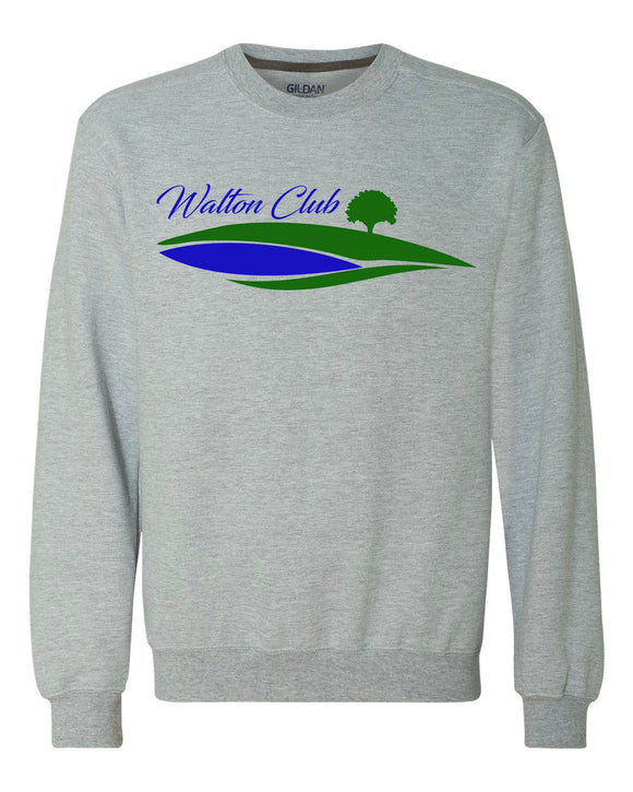 Premium Cotton Crewneck