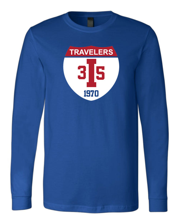 Travelers Long Sleeve T-Shirt