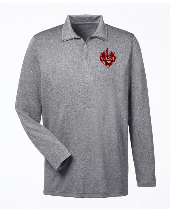 Mens Performance Quarter Zip