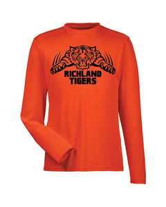 Personalized Youth Performance Long-Sleeve T-Shirt