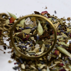 Custom Tea Blends & Healing with Herbs