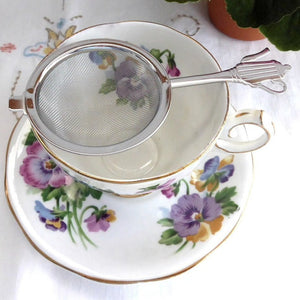 Teapot End Tea Strainer