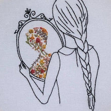 Handmade Embroidery | The Inner Reflection