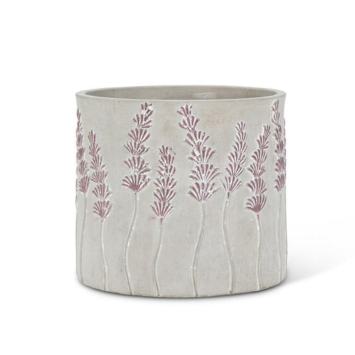Lavender Design Planter
