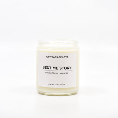 Bedtime Story Soy Wax Candle