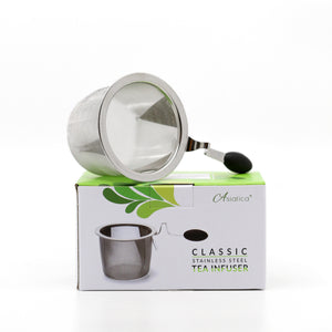 Classic Stainless Steel Tea Infuser