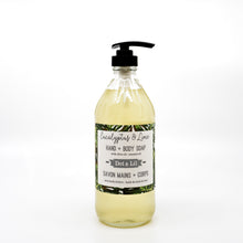 Eucalyptus & Lime Hand & Body Soap