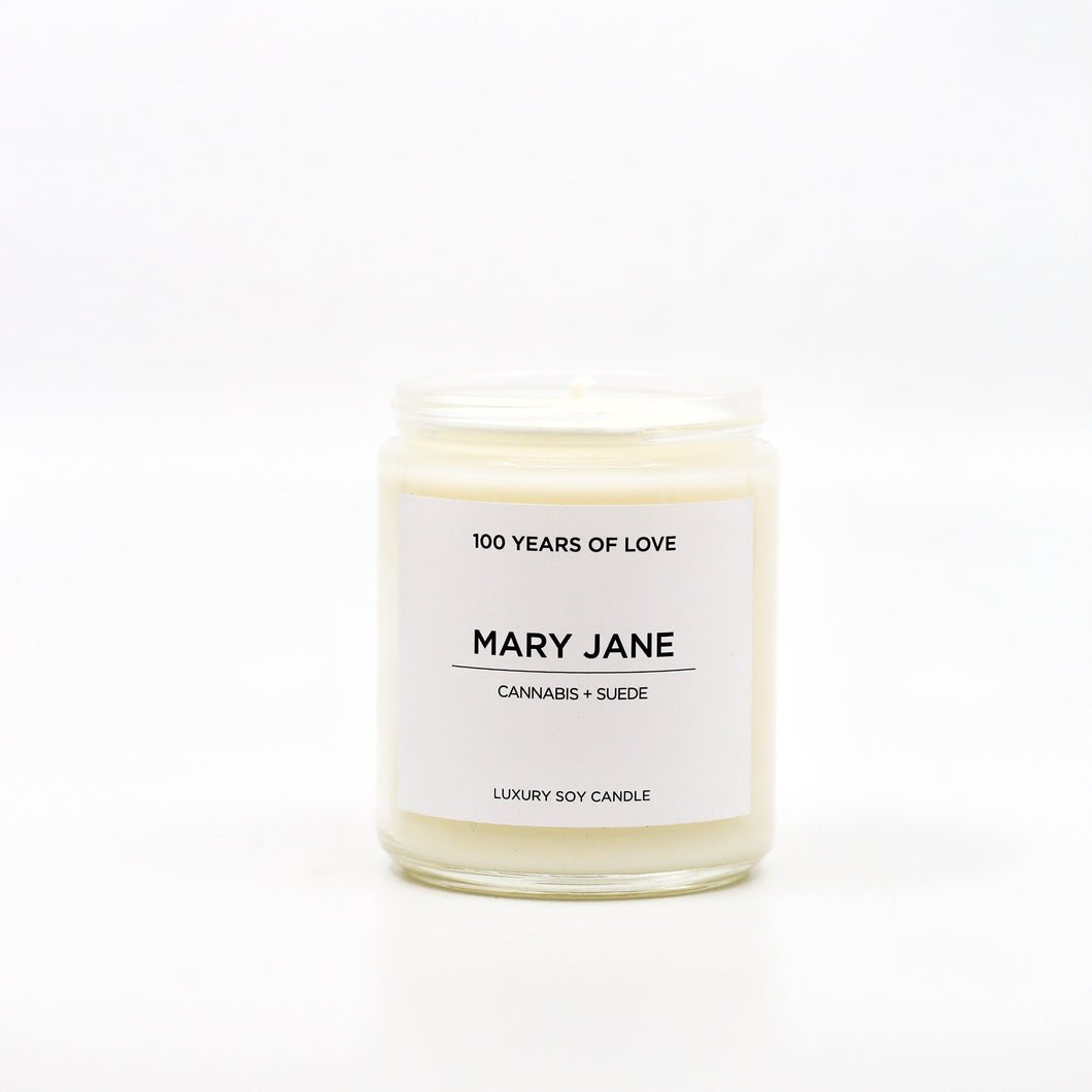 Mary Jane Soy Wax Candle