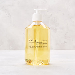 Body Wash + Shampoo | Matter Outdoors