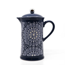 Montrose Stoneware Loose-Leaf Tea French Press