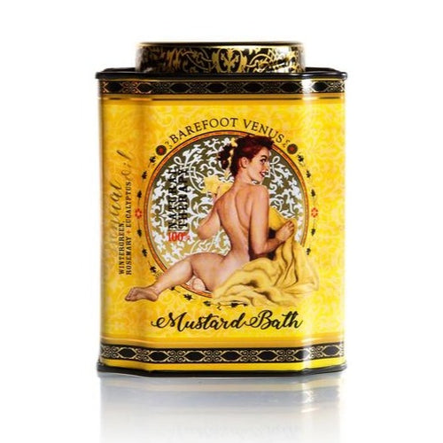 100% Natural Therapy Mustard Bath