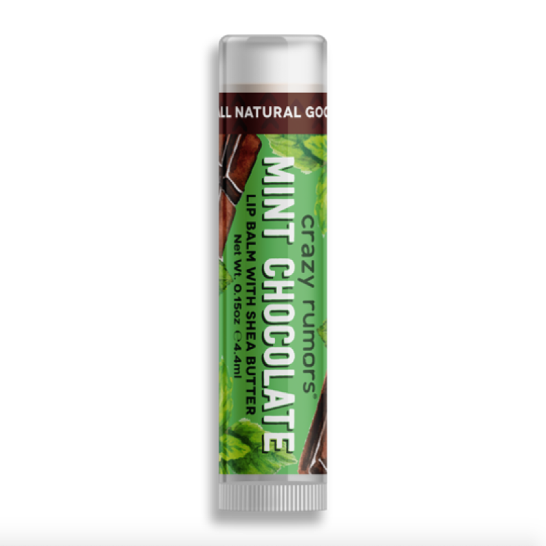 Mint Chocolate Vegan Lip Balm