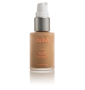 Silk-To-Matte Foundation | F03 Dark