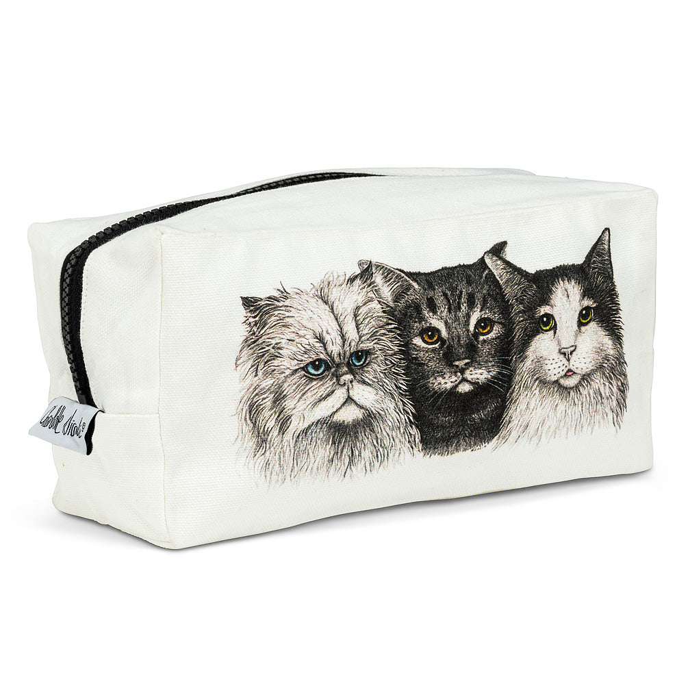Serious Cats Toiletries Pouch