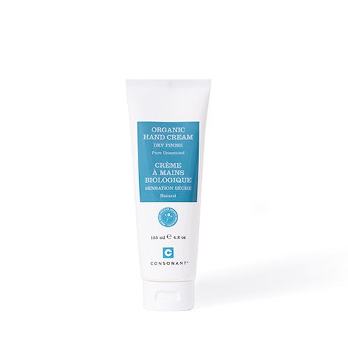 Organic Hand Cream  |  Dry Finish