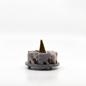 Vanilla Rose Cone Incense