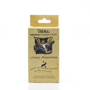 Angelic Frankincense Cone Incense