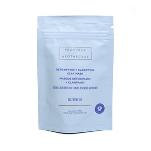 Detoxifying + Clarifying Clay Mask | 2oz