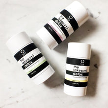 Takesumi Detox Deodorant  |  Cold-Pressed Rose