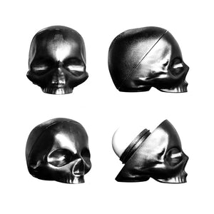 Capital Vices Skull Lip Balm  |  Mint